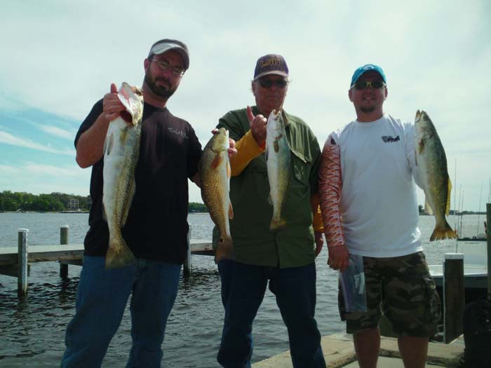 Pensacola fishing charters flounder 2015 for Fishing charters pensacola